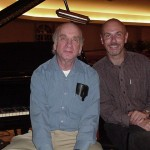 Organ and Piano Duets with Dick Hyman. Sarasota, Florida