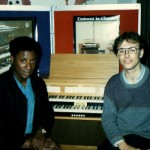 Organist and Opera Conductor - Wayne Marshall.